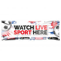 Sport Here Pub Banner