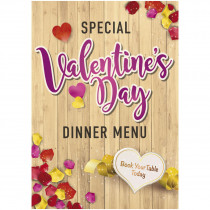 Valentines Book Now Poster