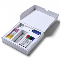 Whiteboard Dry Wipe Kit