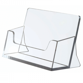 Acrylic Freestanding Business Card Dispenser