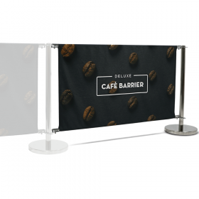 Deluxe Café Barrier 1500mm Extension Kit