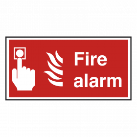 Fire Alarm Notice