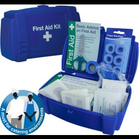 Blue Catering Plaster Kit