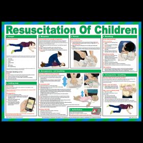 Resuscitation for Children Poster