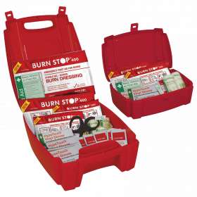 Catering First Aid Burns Kits