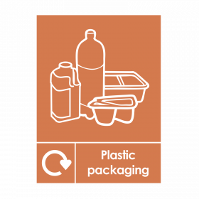Plastic Recycling Signage