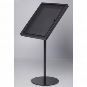 4x A4 Restaurant Menu Display Stand / Poster Display Stand