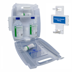 Emergency Eye Wash Kit