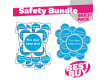 Fire Door Keep Shut - Sign & Disc - Bundle Pack