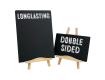 Counter Top Easel & Message board. HPL panels