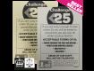 Challenge 25 Sign