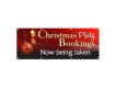 Christmas Party Vinyl Banner