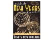 Celebrate New Years Eve Poster