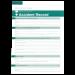 GDPR Compliant Accident Record Book - A4
