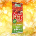 Personalised Christmas Party Roller Banners