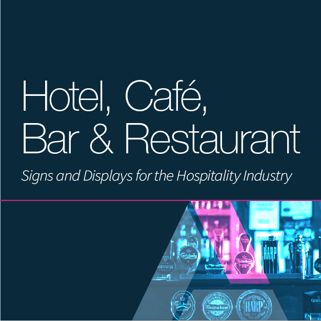 Hotel, Cafe, Bar and Restaurant