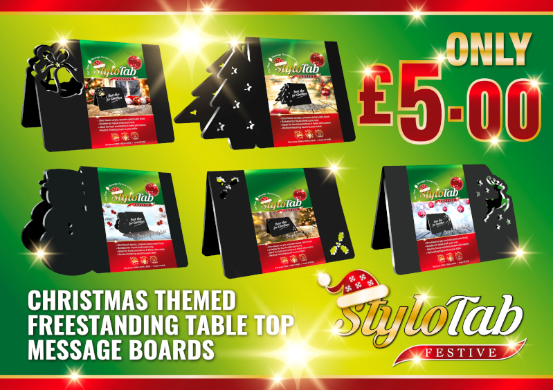 FESTIVE POS PRODUCTS