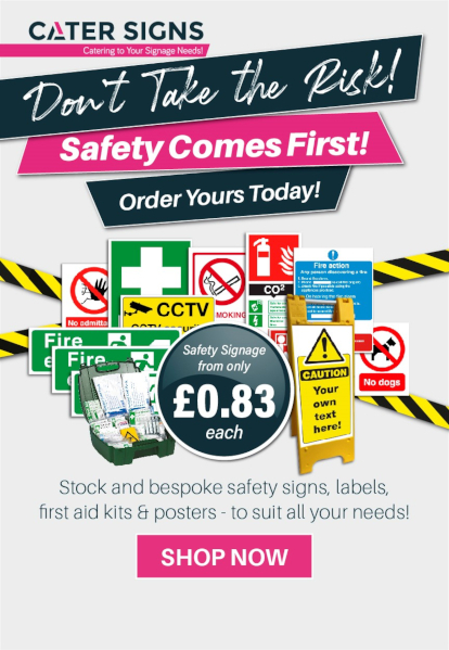 fire safety mobile banner