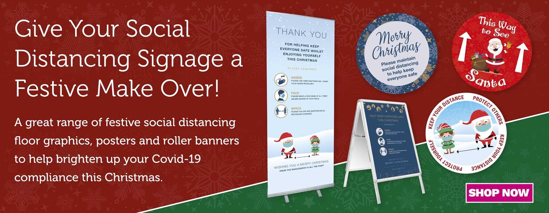 Christmas Covid Main Banner