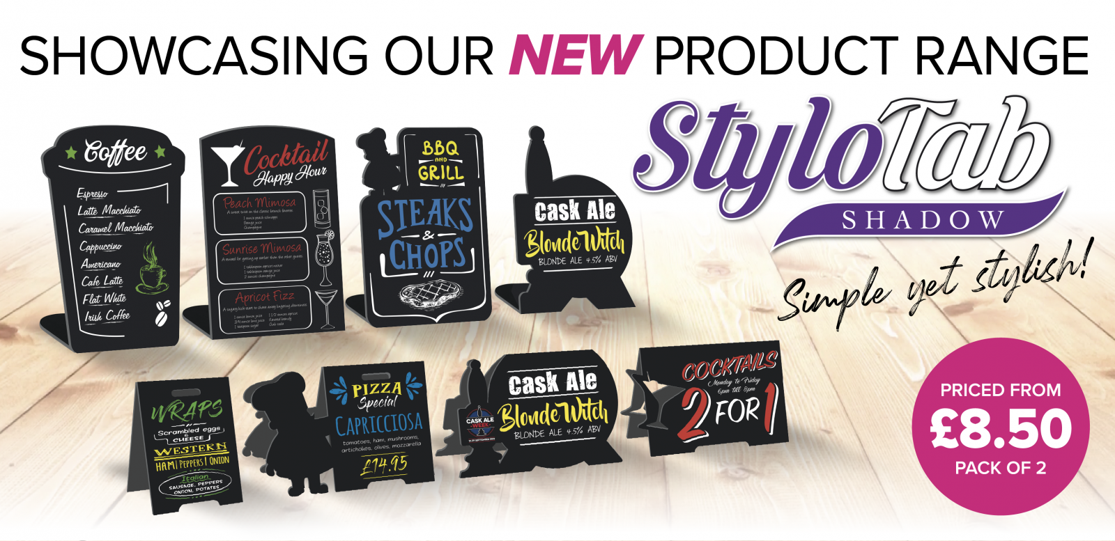 NEW Product - StyloTab Shadow
